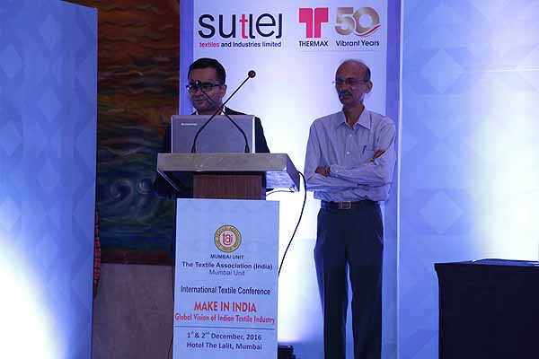 24. Mr. Manoj Purohit & Mr. V. M. Desai, Thermax Ltd.